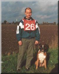 Arpard von Monastir Wurftag: 09.04.1996 Zuchtbuchnummer: 207921
